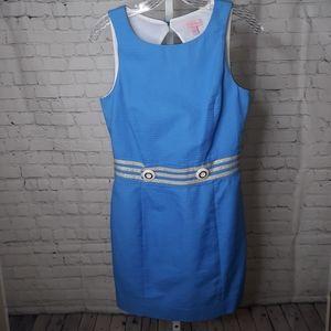 Lily Pulitzer Tide Blue Kirkland Sailor Dress 4